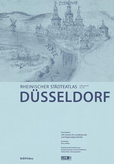 Rheinischer Städteatlas 100. Düsseldorf