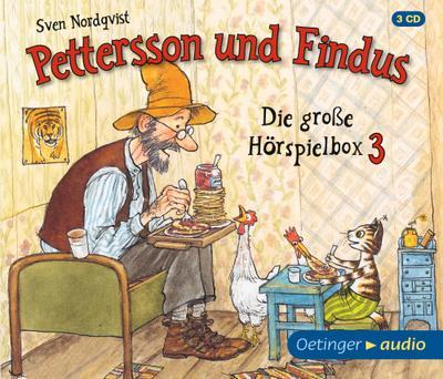 Pettersson Und Findus-Die Große Hörspielbox 3