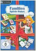 Familienspiele Paket, 1 CD-ROM