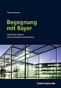 Begegnung mit Bayer - Thomas Reinert
