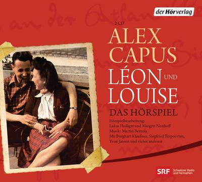 Léon und Louise, 2 Audio-CDs