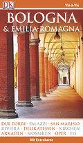 Vis-à-Vis Bologna & Emilia-Romagna; Vis à Vis; Deutsch; 700 farbige Fotos, 3-D-Zeichnungen & Grundrisse