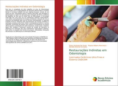 Restaurações Indiretas em Odontologia - Eloisa Andrade de Paula