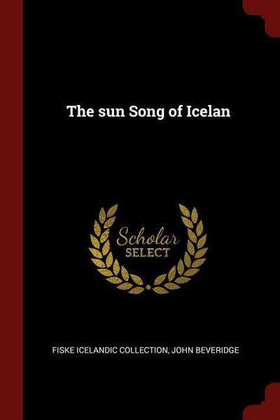 The Sun Song of Icelan
