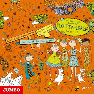 Mein Lotta-Leben 01-03. Die Box