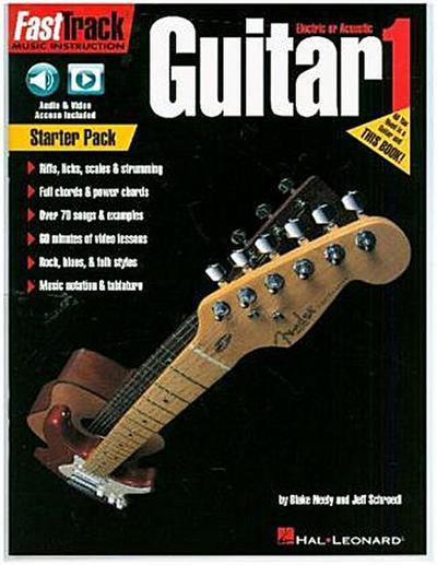 FastTrack Guitar Method