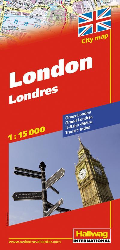 HALL SP London 15T