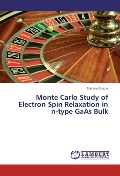 Monte Carlo Study of Electron Spin Relaxation in n-type GaAs Bulk