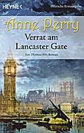 Verrat am Lancaster Gate: Ein Thomas-Pitt-Rom ...
