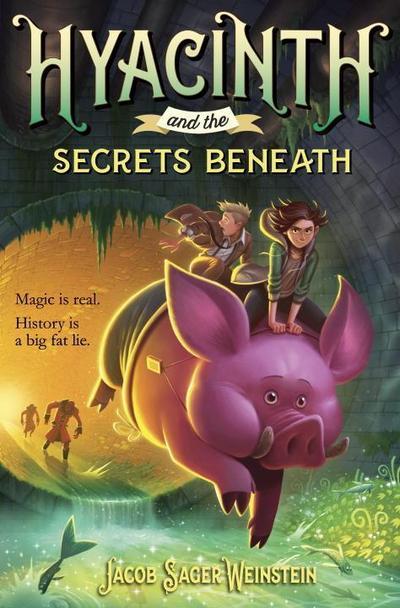 Hyacinth and the Secrets Beneath