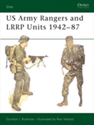 US Army Rangers & LRRP Units 1942 87
