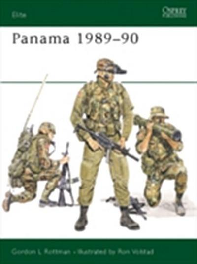 Panama 1989 90