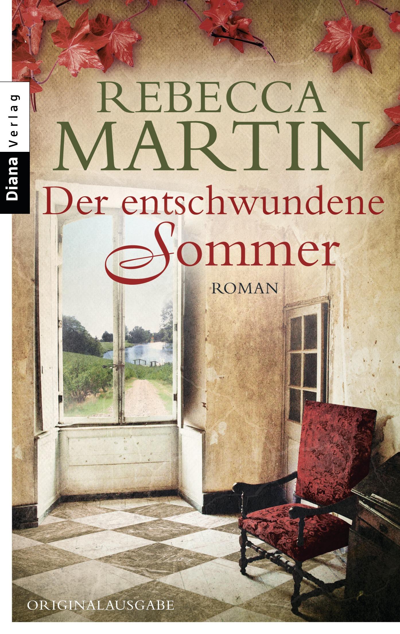 Der entschwundene Sommer Rebecca Martin 9783453357549