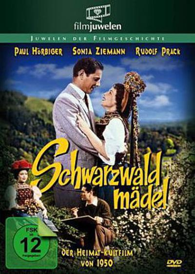 Schwarzwaldmädel (Filmjuwelen)