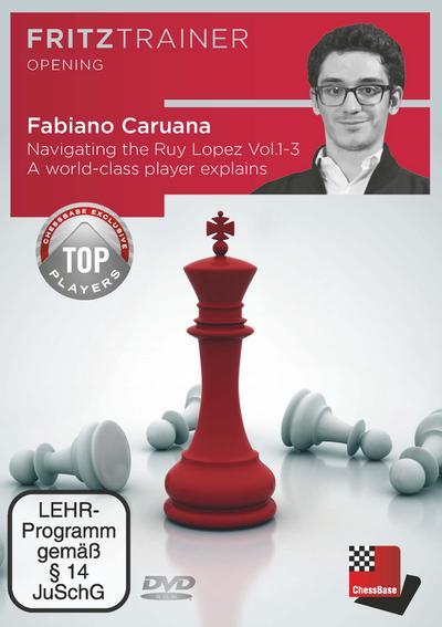 Navigating the Ruy Lopez Vol. 1-3 A world-class player explains