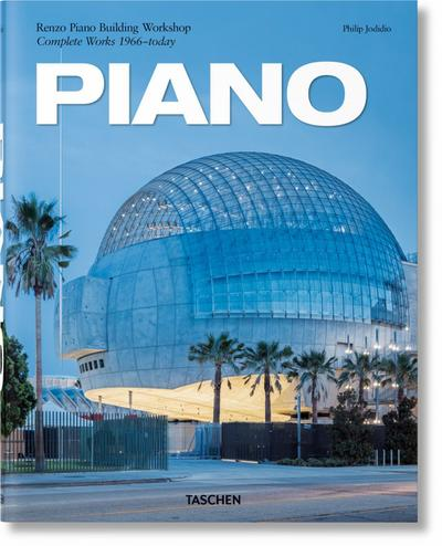 Piano. Complete Works 1966-Today. 2021 Edition