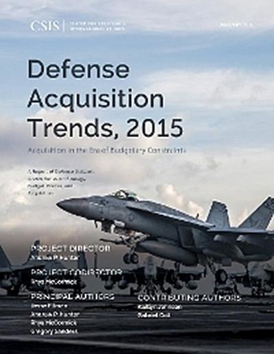 Defense Acquisition Trends, 2015