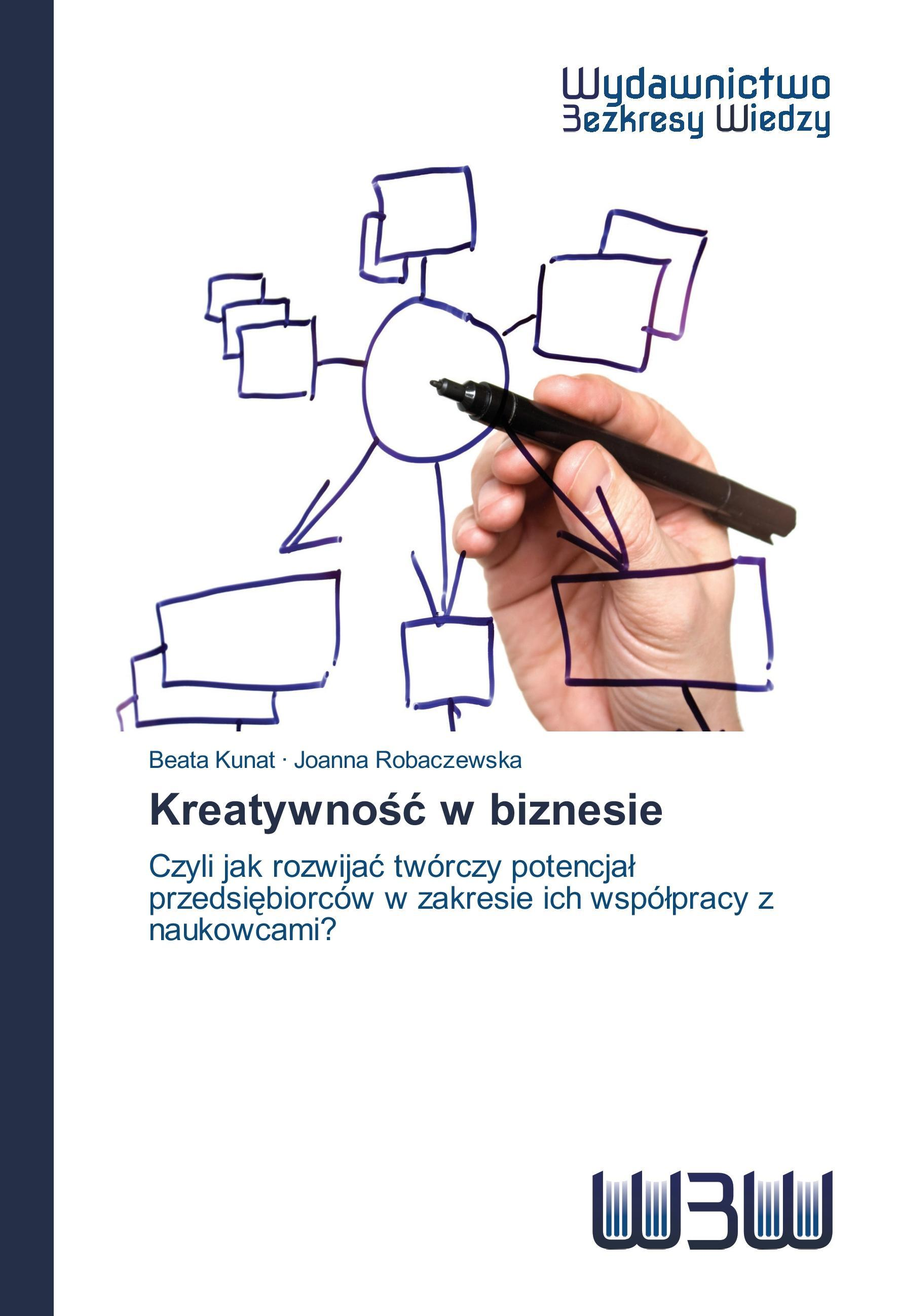 Kreatywnosc w biznesie - Beata Kunat -  9783639892178