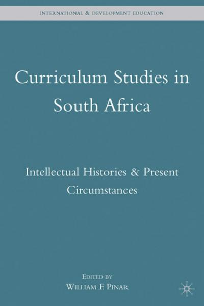 Curriculum Studies in South Africa