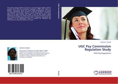 UGC Pay Commission Regulation Study
