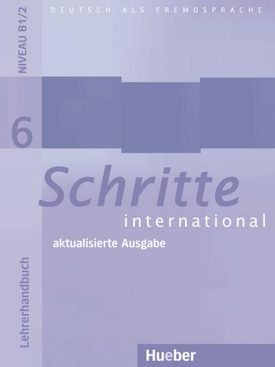 Schritte international 06. Lehrerhandbuch