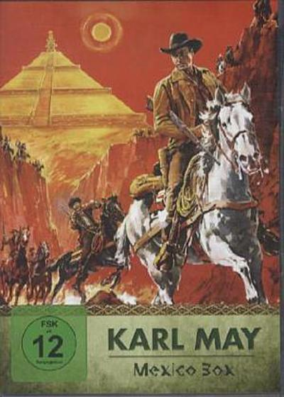 Karl May Mexico Box, 2 DVDs