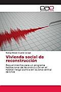 Vivienda social de reconstrucción