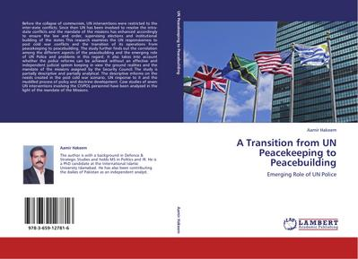A Transition from UN Peacekeeping to Peacebuilding