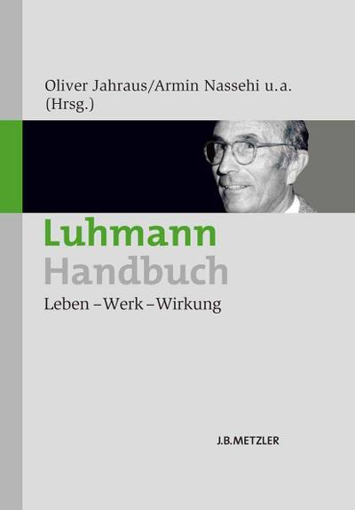 Luhmann-Handbuch