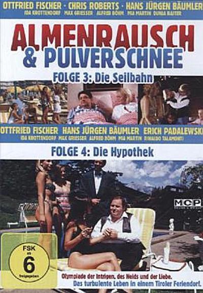 Almenrausch und Pulverschnee - Folge 3: Die Seilbahn & Folge 4: Die Hypothek