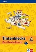 Tintenklecks. Das Deutschbuch. Neubearbeitung. Schülerbuch 4. Klasse