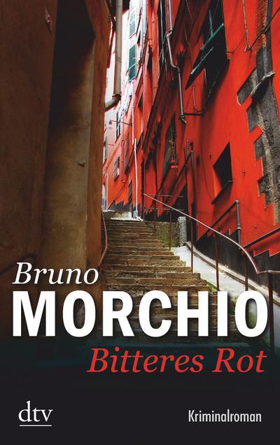 Bitteres Rot: Kriminalroman (dtv Unterhaltung)