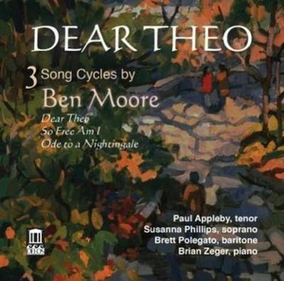 Dear Theo/So Free Am I/Ode To A Nightingale