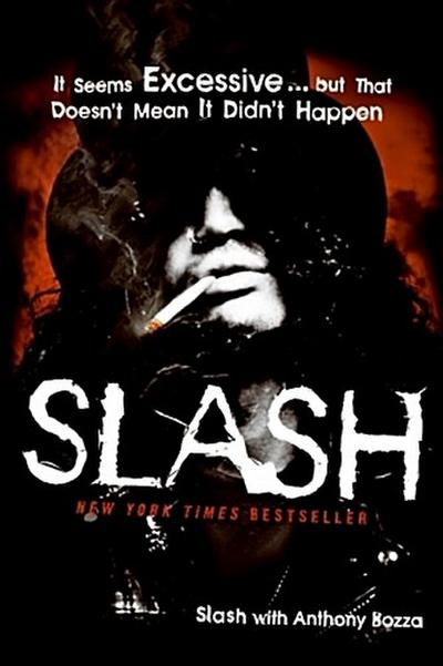 Slash, English edition