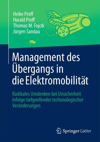 Management des Übergangs in die Elektromobilität