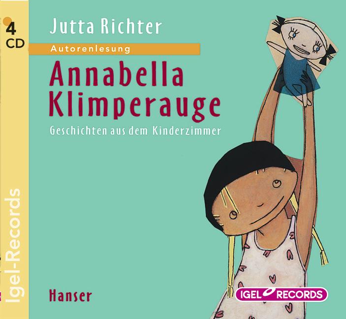 Annabella Klimperauge Jutta Richter