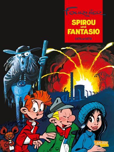 Spirou & Fantasio Gesamtausgabe 11: 1976-1979