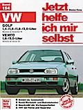 VW Golf 1,4-/1,6-/1,8-/2,0-Liter / VW Vento 1 ...