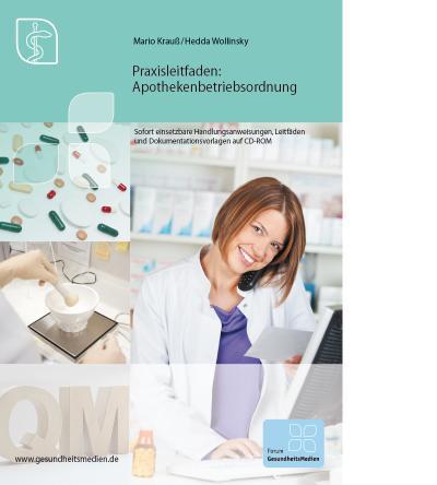 Die neue Apothekenbetriebsordnung 2012