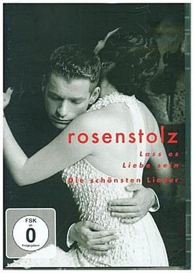 Lass es Liebe sein - Die schönsten Lieder, 1 DVD