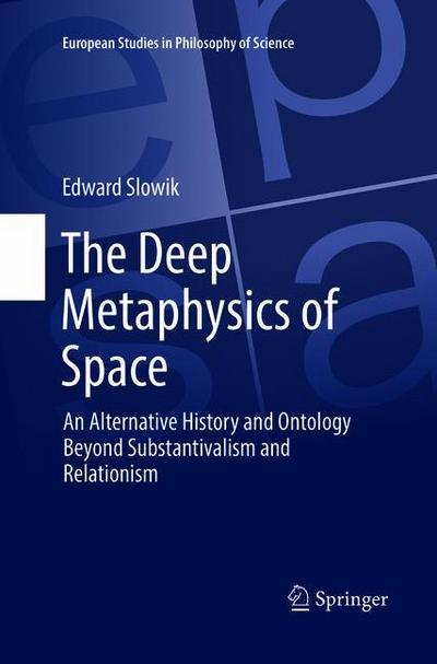 The Deep Metaphysics of Space