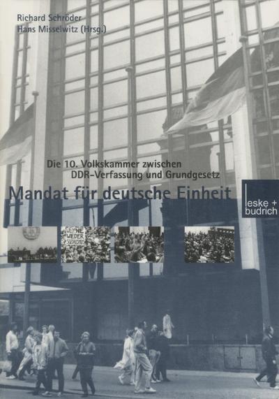 Mandat für Deutsche Einheit