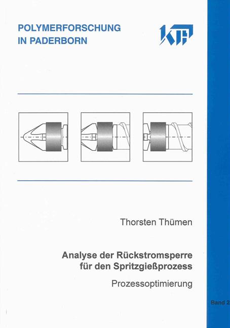 Thorsten Thümen / Analyse der Rückstromsperre für den Spritz ... 9783832281267