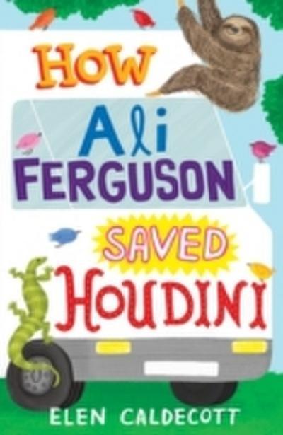 How Ali Ferguson Saved Houdini