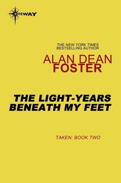 The Light-Years Beneath My Feet