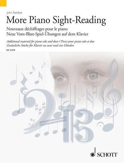 More Piano Sight-Reading 1