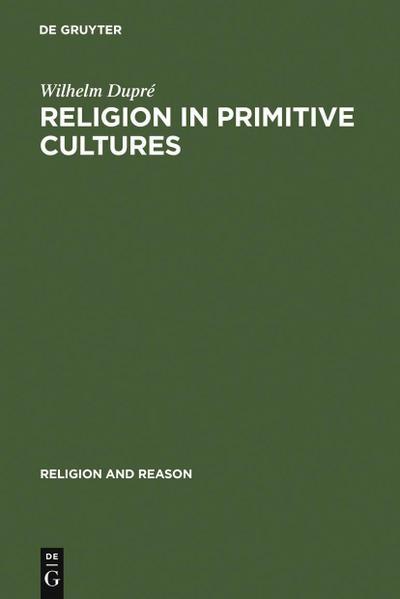 Religion in Primitive Cultures