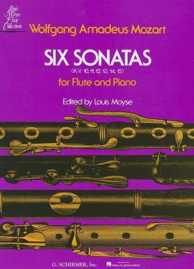 Six Sonatas (K.10-15)