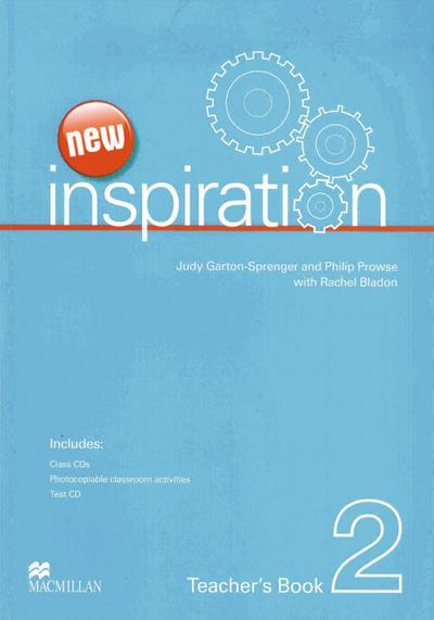 New Inspiration Level 2. Teacher's Book