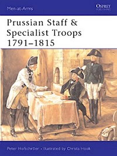 Prussian Staff & Specialist Troops 1791 1815